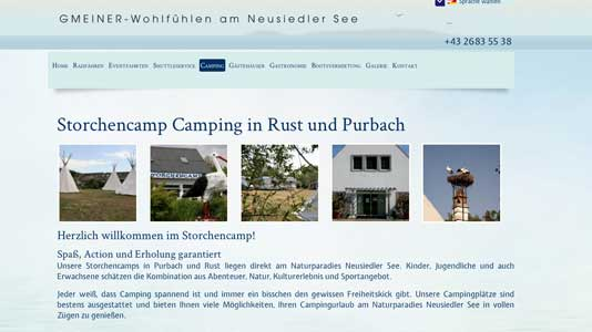 Storchencamp Rust Rust