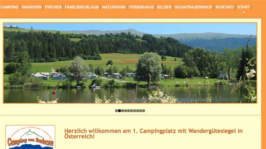 Camping am Badesee Mühlen