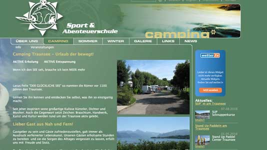 Camping Traunsee Altmünster