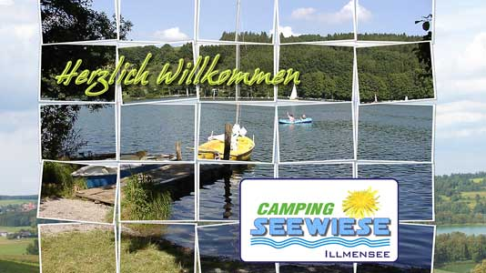 Camping Seewiese  Illmensee