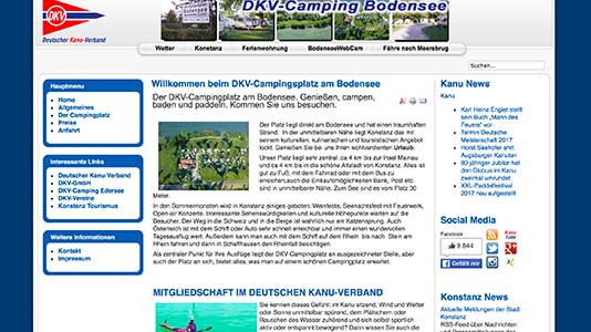DKV-Camping Bodensee Konstanz