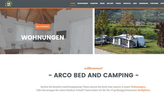 Ab&c Arco Bed &Camping Arco