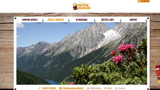 Camping Antholz Antholz