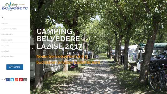 Camping Belvedere Lazise