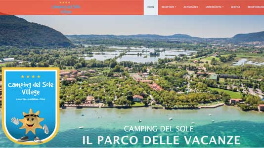 Camping del Sole Village Iseo