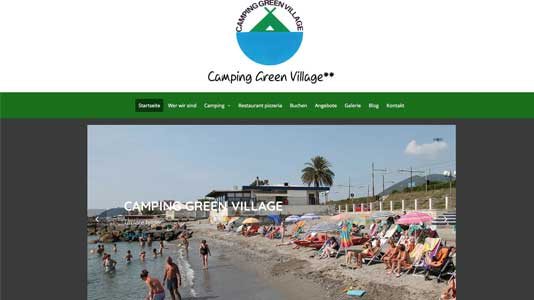 Camping Green Village Albenga
