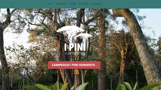 International Camping I Pini  Piano di Sorrento