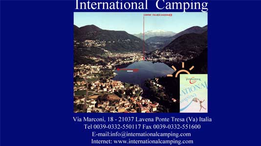 International Camping Lavena Ponte Tresa