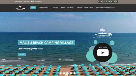 Malibu Beach Camping Village Lido di Jesolo