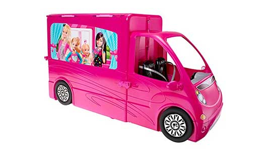 das barbie wohnmobil von mattel. Black Bedroom Furniture Sets. Home Design Ideas