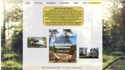 Waldcamping Olympiasee Coswig (Anhalt)