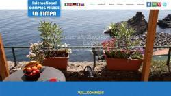 International Camping Village La Timpa Acireale-Catania